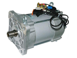 Electric vehicle AC motor 7.5kw
